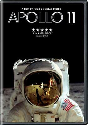 APOLLO 11 New Sealed DVD Neil Armstrong Buzz Cronkite preorder