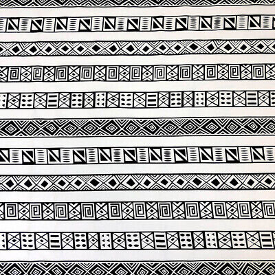 African Print Fabric 100% Cotton 44'' wide sold by the yard (90212-1)