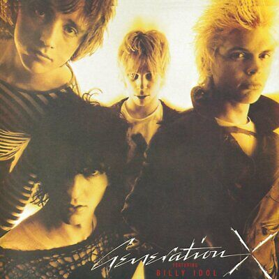 Generation X - Generation X - New Deluxe Edition Cd