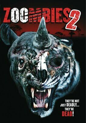 Zoombies 2 NEW DVD