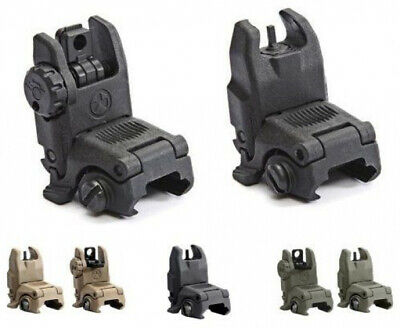 Magpul MBUS Front Flip-Up Back Up Sight Gen 2 Perfect With Red Dot Sight