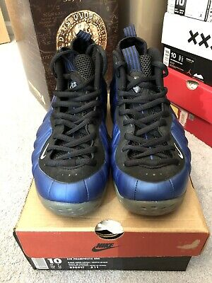 88a475011098 DS New in box 1997 Nike Air Foamposite One OG Original Royal 830017-511 Size