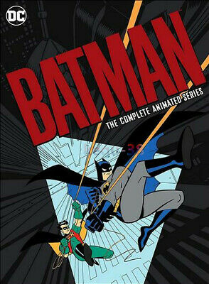 Batman The Complete Animated Series (12 DVD DISCS) Box Set