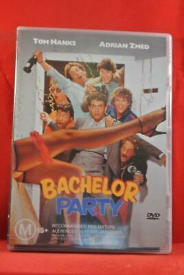 BACHELOR PARTY - DVD Aus Region 4 Like New