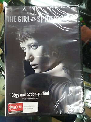 The Girl in the Spider's Web, NEW SEALED AUSTRALIAN RELEASED