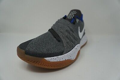 sale retailer 62b28 9e6c3 NIKE KYRIE LOW Uncle Drew Atmosphere Grey White Gum Irving AO8979-005 Size  13.5