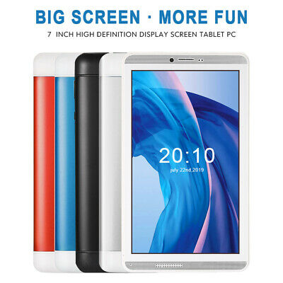 7 Inch Quad-Core Tablet PC 1+16GB Android 6.0 WIFI Dual SIM &Camera 3G Phone