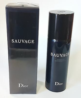 Christian Dior Sauvage Deodorant Spray 150 ml Deo Spray Herren CD NEU
