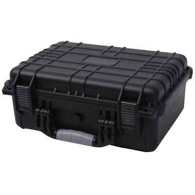 Protective Equipment Hard Carry Case Foam Waterproof Polypropylene + ABS Black