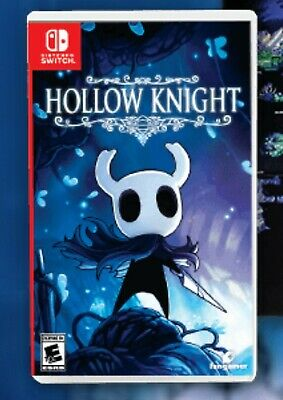 Hollow Knight Nintendo Switch physical release!! *Preorder*