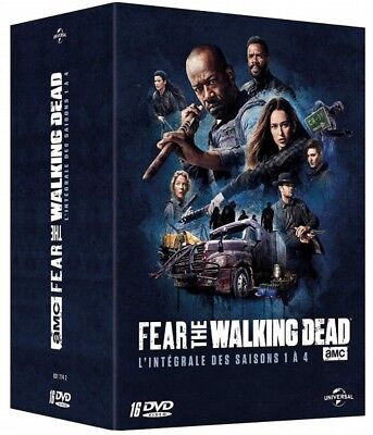 Fear The Walking Dead - Integrale Stagioni 1 a 4 (DVD)