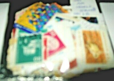 100 World Stamps  Pack 1B