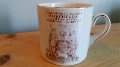 Grimwades Loyal Order of Ancient Shepherds Centenary Cup, 1926