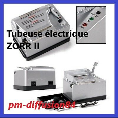 POWERMATIC 2 plus Machine à tuber électrique 1000 tubes Marlboro