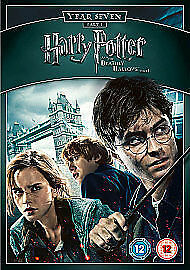 Harry Potter And The Deathly Hallows Part.1 Dvd New & Factory Sealed