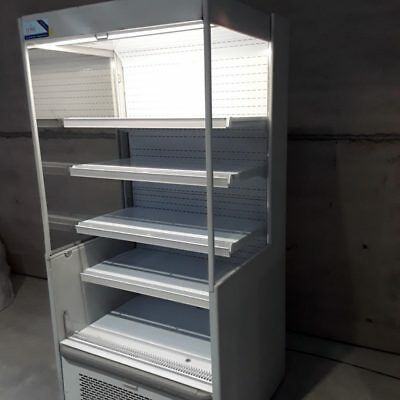 Commercial Multideck Display Chiller Fridge Glass Pastorfrigor Genova 937