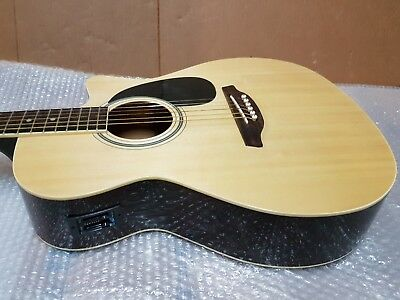 Nashville Electro Acoustic Cutaway Acoustic Electric Guitars Musical Instruments & Gear Small Body