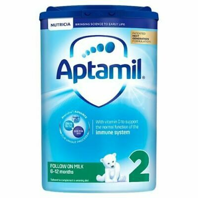 Aptamil 2 Follow On Milk Powder 800G x4