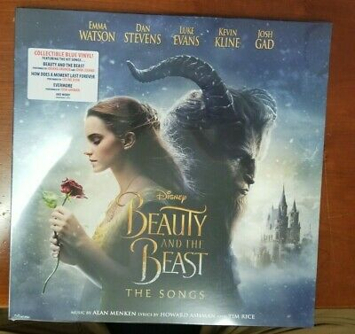 Various Artists - Beauty and the Beast: The Songs - Vinyl