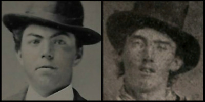 Tintype, Victorian Young Men, Resembles Billy the Kid, Old West Legend, Outlaw