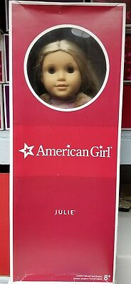AMERICAN GIRL doll JULIE ALBRIGHT plus accessories LOT