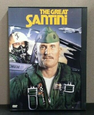 The Great Santini      (DVD)    Snap Case      LIKE NEW