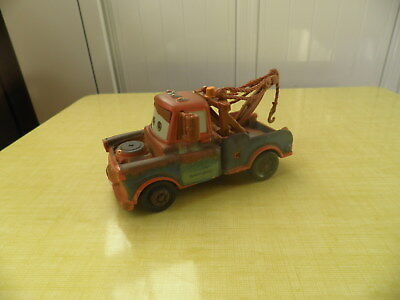 DISNEY PIXAR CARS VOITURE CAMION MARTIN MATER BE FLASH Mc QUEEN