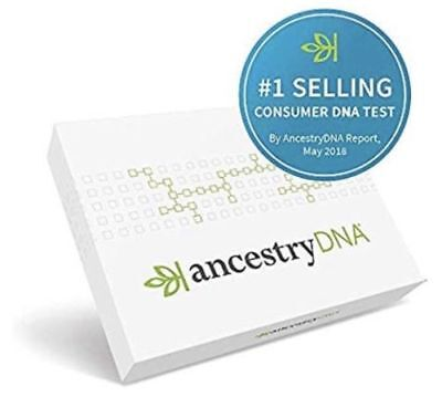Ancestry DNA, Genetic Testing - DNA Test Kit, Original,New,Sealed, FREE SHIPPING