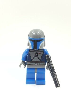 Mandalorian 1x sw296 Star Wars Omino Minifig 7914 9525 LEGO Minifigures
