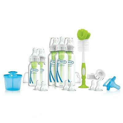 Dr. Brown's Options+ Complete Baby Bottle Gift Set- Anti Colic Feeding Bottles