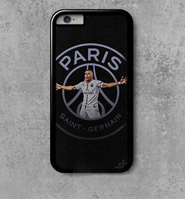 coque iphone 8 mbappe psg