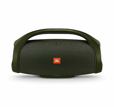 JBL Boombox Forest Green Portable Bluetooth Speaker - Certified Refurbished
