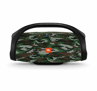 JBL Boombox Camouflage Portable Bluetooth Speaker - Certified Refurbished