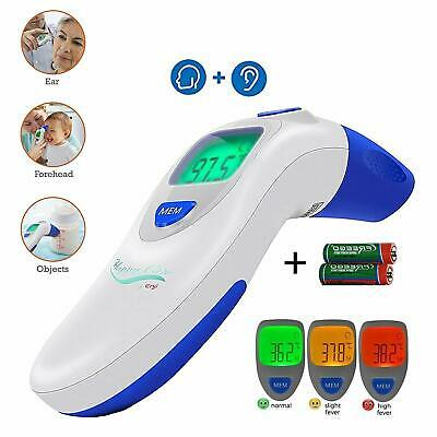 Enji Best Baby Clinical Digital Ear Infrared Thermometer FDA approved With Bl...