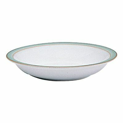 Denby Regency Green Soup Cereal Rimmed Bowl 21 cm