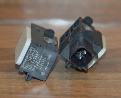 Brand New Genuine Jaguar XJ X351 Pedestrian Contact/Crash Sensors (Pair x2)