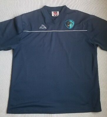 f5d70bee870 Tampa Bay Mutiny Vintage Soccer Jersey MLS EXTRA LARGE Rare 1990 s KAPPA  Brand