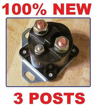 NEW *  3 POSTS Solenoid Relay switch for Ford    terminal SW-1951-C