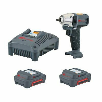 "Ingersoll Rand 12V 1/4"" Quick Change Impact Wrench 2.0Ah Kit W1120AN-K2"
