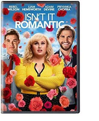 Isn't It Romantic DVD Free Shipping PreOrder Release  05/21/19