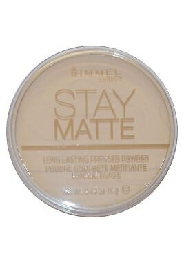 Rimmel London Stay Matte Pressed Powder 14g Transparent