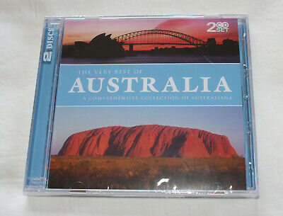 The Very Best Of Australia (CD, 2006, 2 Discs, Various Artists) New Sealed