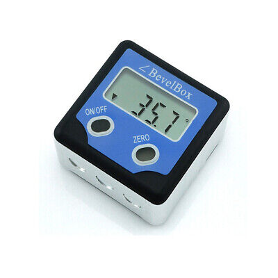 1pc Inclinometer Premium Widely Use Angle Meter Digital for Professional Use