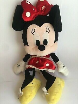 Minnie | XXL Plüsch Figur | 60cm | Softwool | Disney Minnie Mouse Stofftier