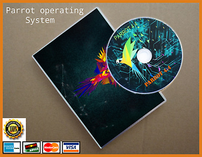 BLACK ARCH LINUX 32 bit INSTALL/BOOTSTRAP DVD - Penetration/Testing
