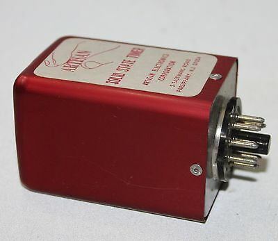 Vtg Solid State Timer Relay Artisan Electronics Time Delay Variable Store Stock