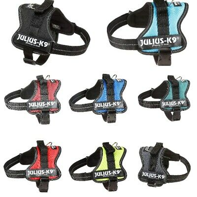 Julius K9® Power Harness Strong Adjustable Reflective Dogs Puppy Mini