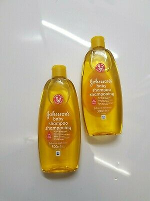 Johnsons Baby Shampoo 300ml - OLD PACKAGING - PACK PF 2!