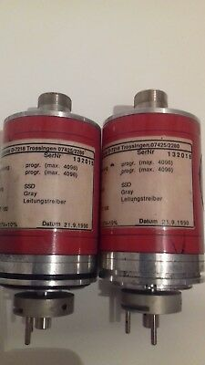' Rotary Encoders'  'T+R Electronic' CE65M