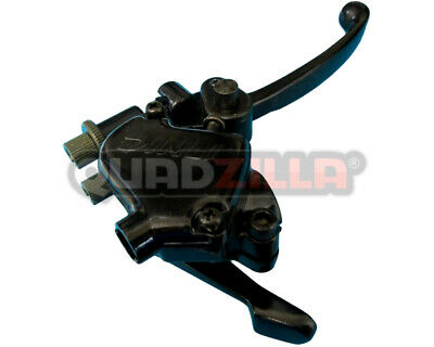 Genuine Quadzilla DINLI CVT 150 Right Lever Throttle Brake Assembly RH R